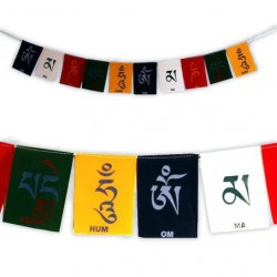 Medium/Large Tibetan Flags