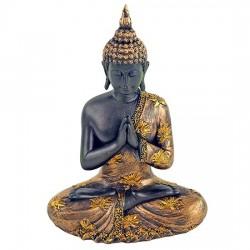 Buddha in preghiera 23 cm