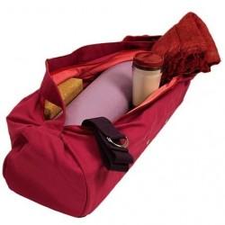 Borsa per tappetino yoga - color fucsia