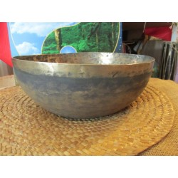 B048 Singing Bowl Eb3 155 HZ