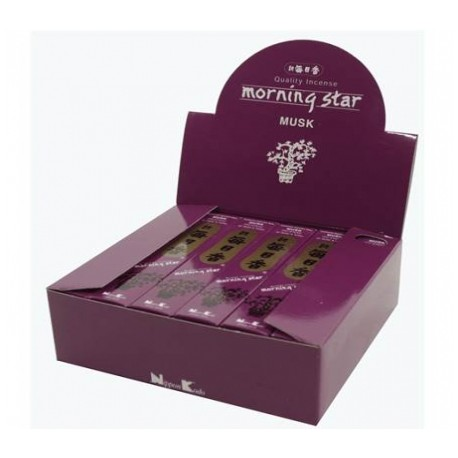 Incenso Morning Star Sandalo