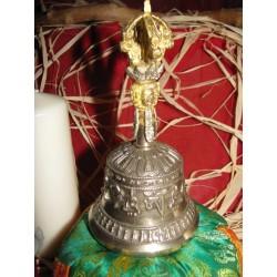Campana Tibetana Intarsiata Piccola