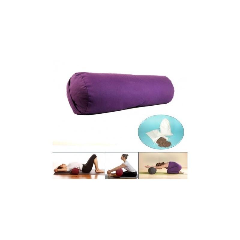 Cuscino Cilindrico Per Yoga.Cuscino Da Meditazione