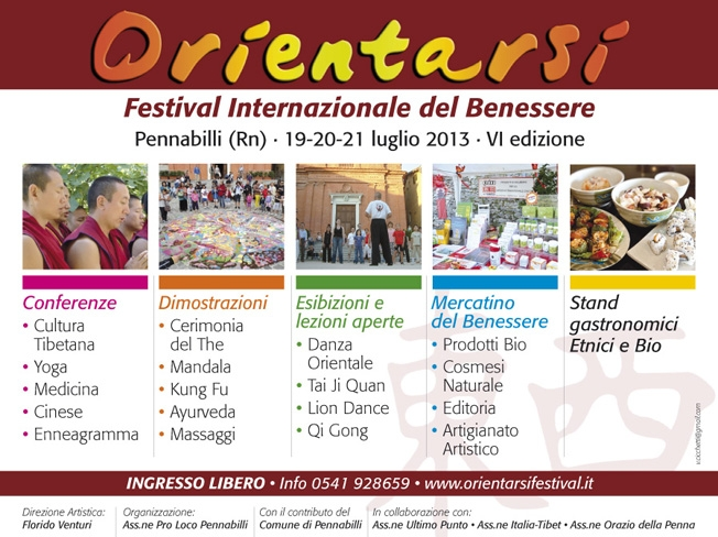 Orientarsi Festiva 2013