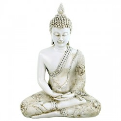 Statua di Buddha - Buddha in meditazione Thailanda 29 cm