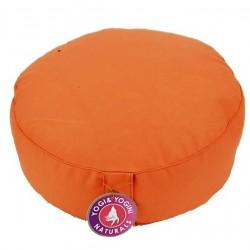 Cuscino meditazione: Arancio