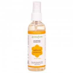 Aromafume spray per ambiente naturale Chakra Swadishtana