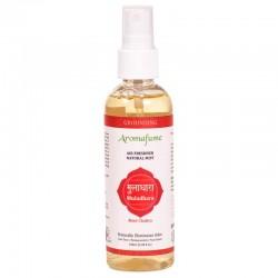 Aromafume spray per ambiente naturale Chakra Muladhara