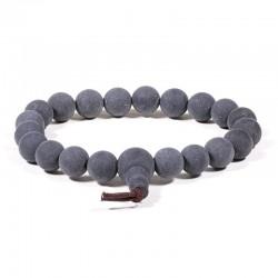 Mala/braccialetto in pietra Perot - elastico