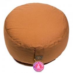 Cuscino meditazione brown café