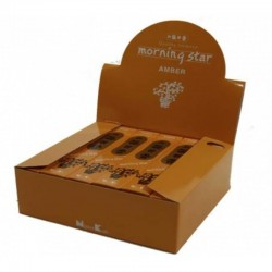 Incenso Morning Star Ambra