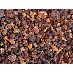 Incenso con resina africana OPOPANAX (Commiphora guidottii)