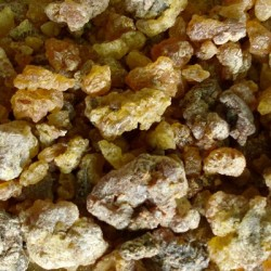 Incenso con resina africana OMUMBIRI (Commiphora wildii)