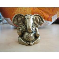 Appu Ganesh ottone in miniatura