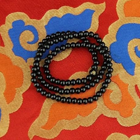 Vendita Mala tibetano, 108 grani Diaspro rosso