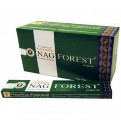 Incensi Golden Nag Forest 15 gr.