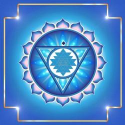 Sri Yantra Vishudda 25x25 cm Forex 3 mm