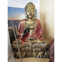 Statua Buddha Resina Indonesia cm 25