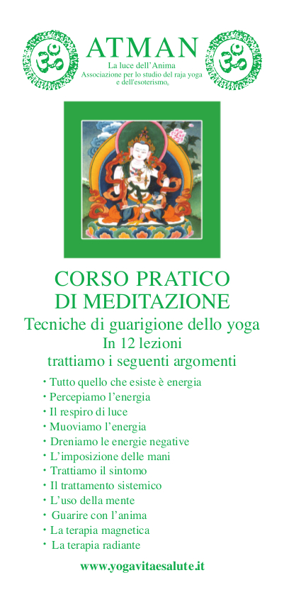 Corso Pratico di Meditazione